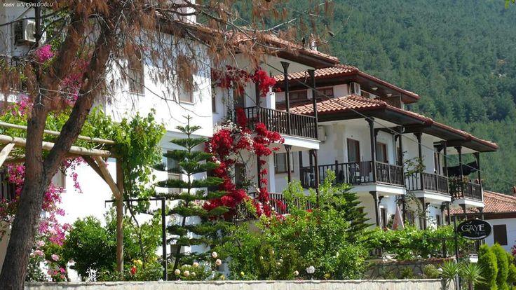 Akyaka evleri-Muğla-TÜRKİYE