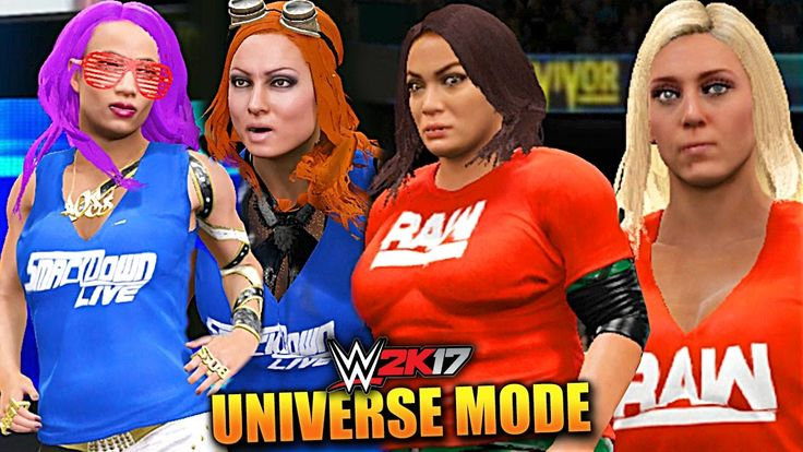 WWE 2K17 UNIVERSE MODE #58 'LOSERS LEAVE!' (SURVIVOR SERIES PPV PART 2) ...