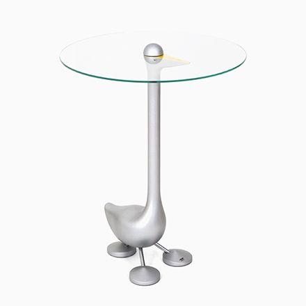 Sirfo Gans Tisch von Alessandro Mendini für Zanotta, 1986 Jetzt - Moderne Tische Fur Wohnzimmer
