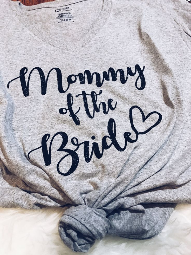 Mother of the Bride T Shirt | Mother of the Groom T Shirt littlebrownnsuitcase.com littlebrownnsuitcase
