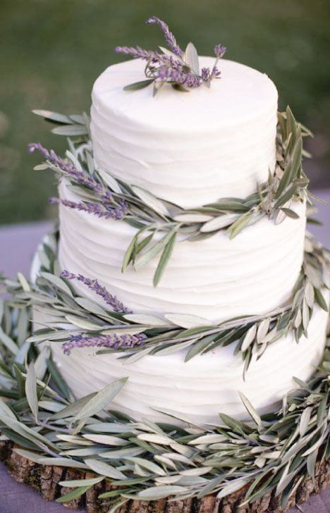 Lavender, Sage and Silver Wedding