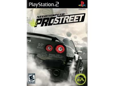 Used : Need for Speed Prostreet - PS2 - http://tech.bybrand.gr/used-need-for-speed-prostreet-ps2/