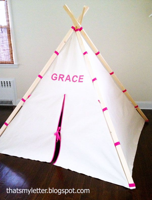 15 Ways to make tent (DIY tent) - Craftionary