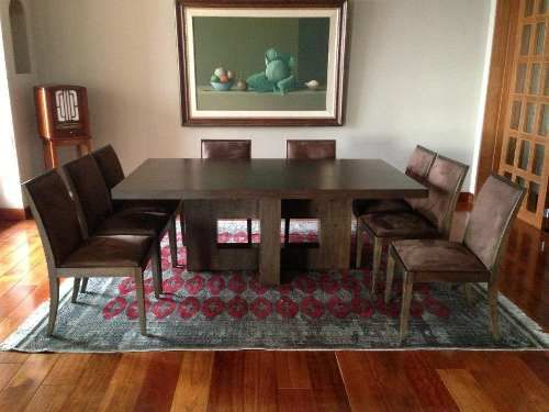 17 best Juegos de Comedor images on Pinterest Dining room sets - Comedores De Madera
