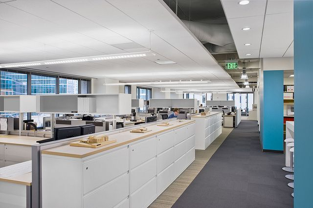 Open Concept Office Design Mesmerizing Design Review