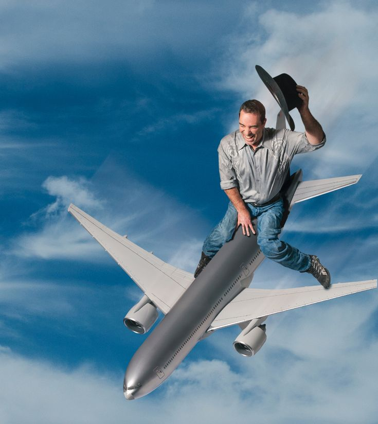 Taming Our Fear of Flying