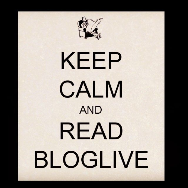 #Keepcalm and read Bloglive.it