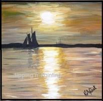 Sip N' Paint Amelia Island Tues July 10th 6pm  July 10, 2012 6:00-8:00pm