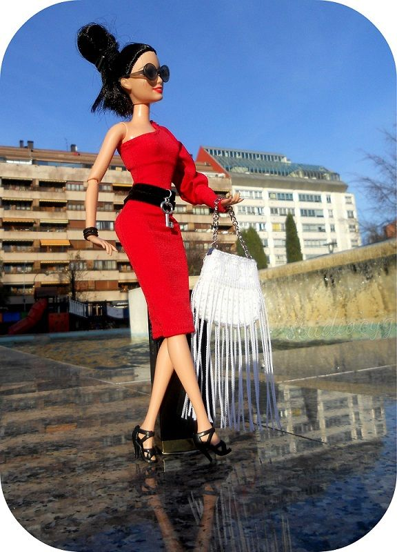 Dolls belt@fringed bag by studiocyg  https://www.facebook.com/1438311629779915/photos/a.1534069870204090.1073741854.1438311629779915/1534070283537382/?type=1&theater