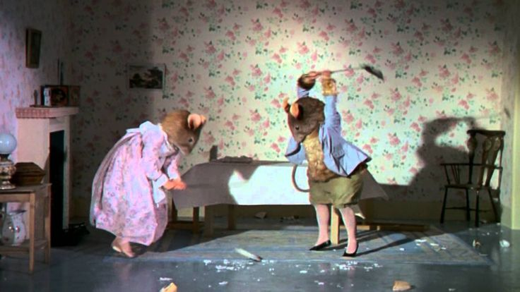"Ballet - ""Tale of Beatrix Potter"" Part 4"