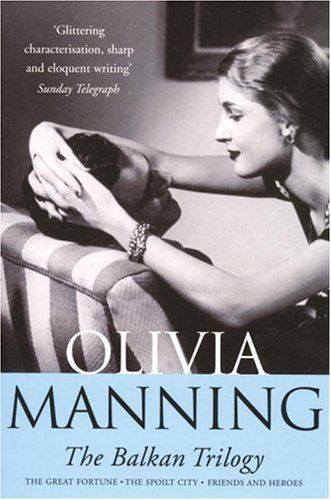The Balkan Trilogy | Olivia Manning  Clear your schedule...you won't be able to put it down.
