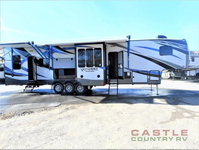 New 2018 Forest River Rv Vengeance Touring Edition 395kb13 Toy