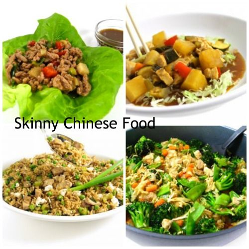 Best 25 chinese food delivery ideas on pinterest local chinese 15 skinny chinese food favorites forumfinder Gallery