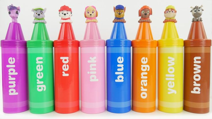 LEARN COLORS with Paw Patrol Mashems Learning Resources Crayons Sorting Toy Surprises  PAW Patrol is a cartoon animation for kids babies toddlers and infants. Its about 6 adorable dog pups named Chase Rocky Zuma Marshall Skye & Rubble with a cool boy called Ryder.  Paw Patrol Nickelodeon also called: Pfote Patrouille pata de patrulha Psi Patrol Patrulha Canina A mancs őrjárat Patrulla de los Carachos Patrulla de la Pata 爪子巡逻 chân tuần tra patte patrouille 足のパト ロール tass patrull La Pat'…