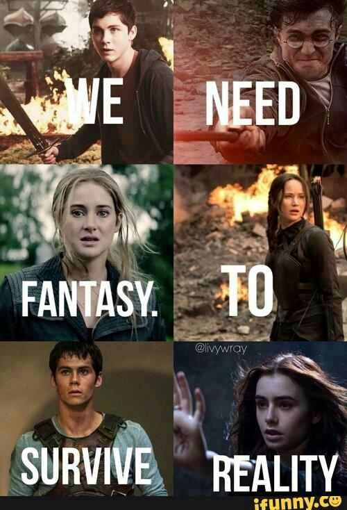 The most famous of the book fandoms