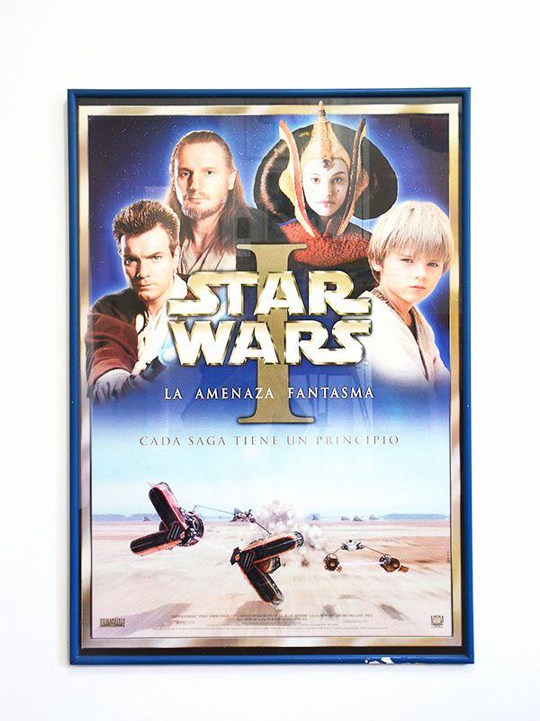 afiche starwars