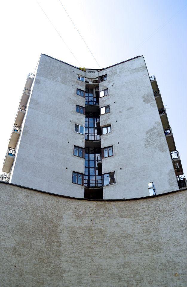 The ex-office building of the Insurance company Karjala by Olli Pöyry, Vyborg/ бывшее здание страховой компании Karjala/ Олли Пёюрю, Выборг