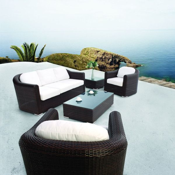 Las Palmas V2 Armchair for Outdoor. Style, luxury and great quality.