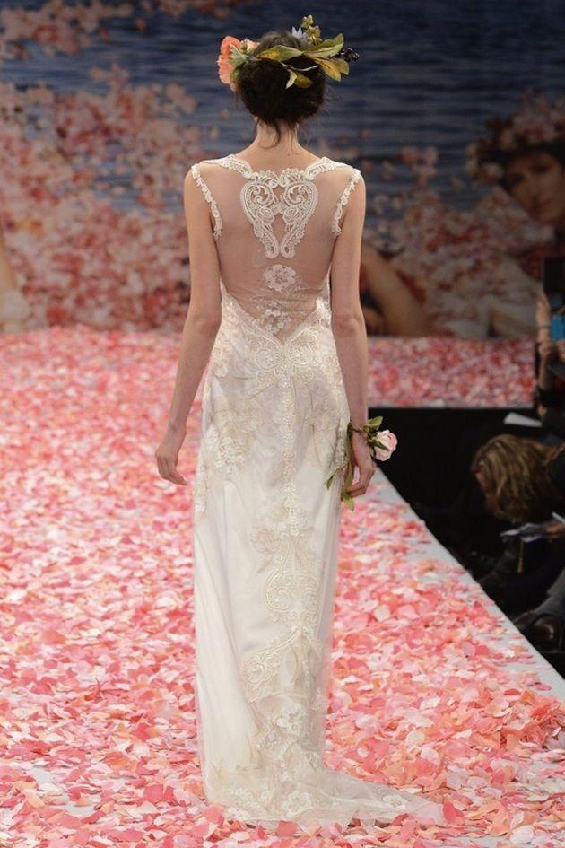 Συγκλονιστικό νυφικό από τη Claire Pettibone - Wedding Dress Collection Fall 2013! www.lovetale.gr