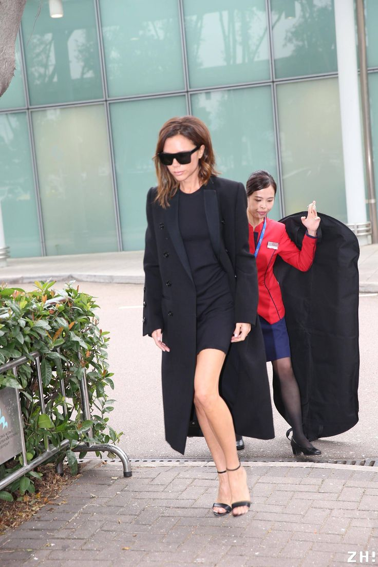 November 9th - Hong Kong, China - Victoria arriving at the Hong Kong International Airport - picture 05 - ZIGAZIG HA! Gallery
