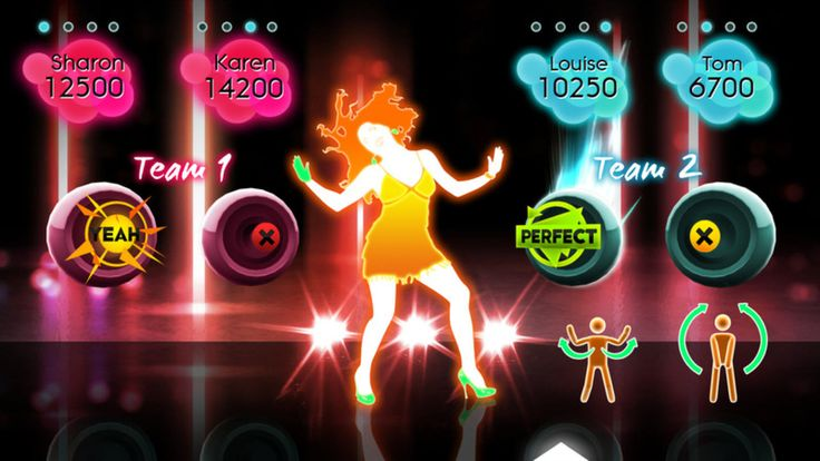 The Just Dance Workout: Workout while having fun! How many calories can you burn playing Just Dance? 6 calories a minute. 96 calories in 15 minutes. 190 in 30 minutes. 380 in 1 hour. 570 in 1½ hours. 760 in 2 hours.