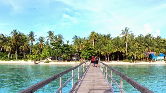 Pulau Balabalagan - Paser