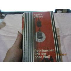 #Rotkappchen und der bose Wolf : Agatha Christie no 140
