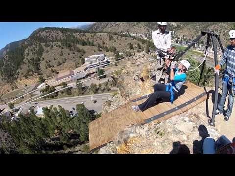 Idaho Springs and Clear Creek Zipline | Colorado Zipline