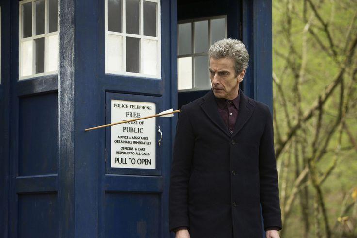 12 razões pelas quais já amamos o 12º Doctor!   Nerdivinas