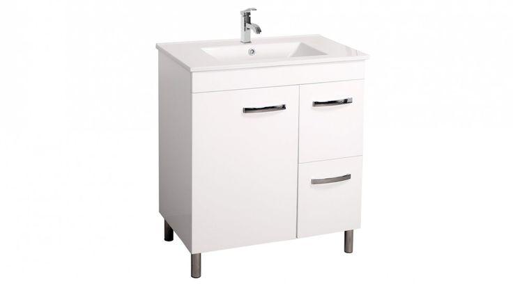 Cartia Mia 750mm Waterproof Vanity - Vanities & Basins - Bathroom, Tiles & Renovations | Harvey Norman Australia