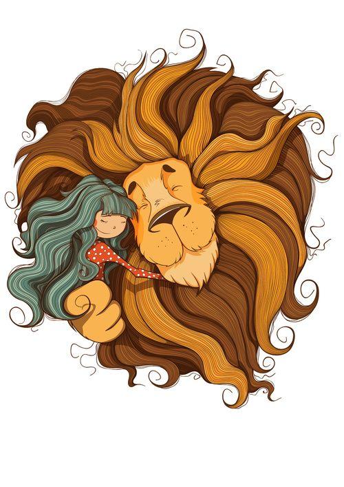 Lion (For Sale)