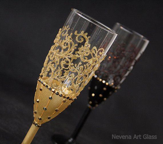 106 best images about copas on pinterest personalized for Copas de champagne