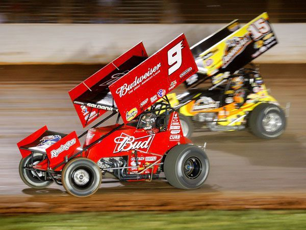 What You Should Know About The Car Tony Stewart Was Driving Racing Sprint Car Racing Sprint Cars