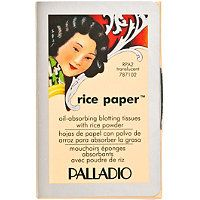 Palladio - Oil Absorbing Rice Paper Tissues with Rice Powder in Translucent #ultabeauty