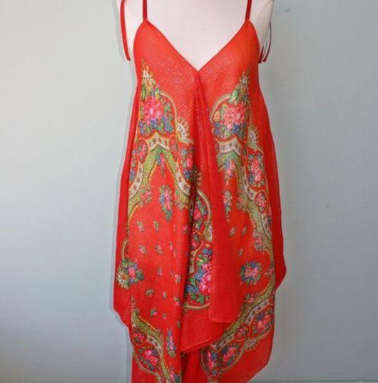 Tülbentten ve eşarptan elbise modelleri arıyorsanız 10marifet.org'da tü…