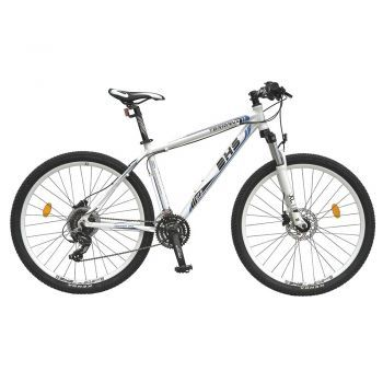 Bicicleta Mountain Bike Hardtail DHS Terrana 2727 - model 2015 27'' Alb , Barbati