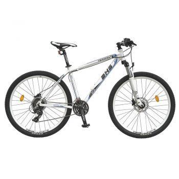 Bicicleta Mountain Bike Hardtail DHS Terrana 2727 - model 2015 27'' Alb , Barbati