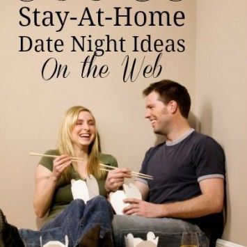 Top 20 Stay-At-Home Date Night Ideas Cute ideas