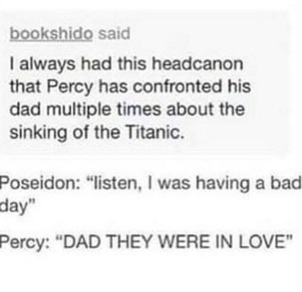 In the Dark, a percy jackson and the olympians fanfic