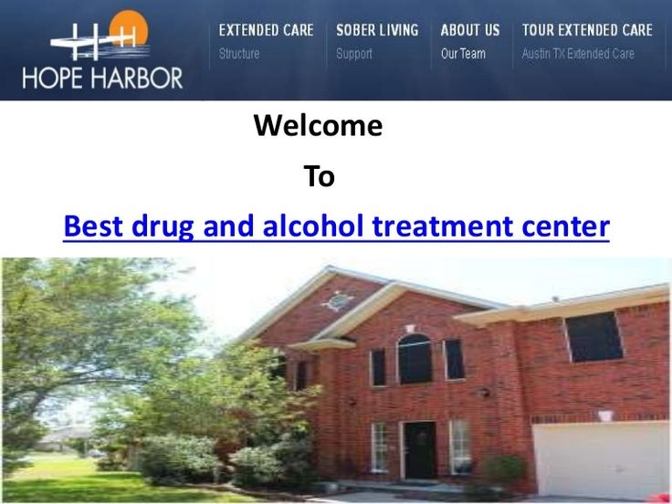 Best drug and alcohol treatment center - The hopeharborrecovery is best addiction treatment centers for alcohol and drug rehab.