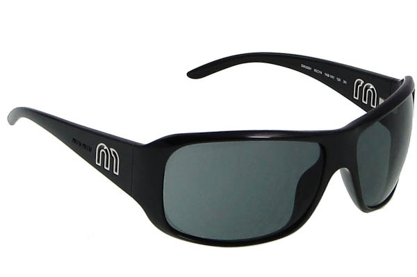 Miu Miu 08HS/1AB1A1/6514 #sunglasses #optofashion