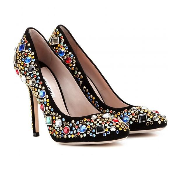 25 prettiest holiday party heels to wear right now - Elle Canada