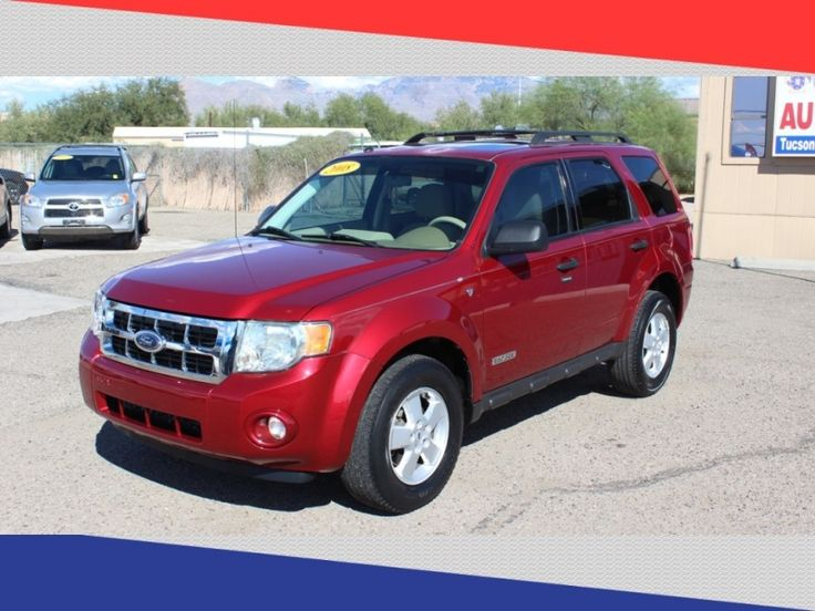 2008 FORD ESCAPE XLT Goliath Auto Sales LLC Auto
