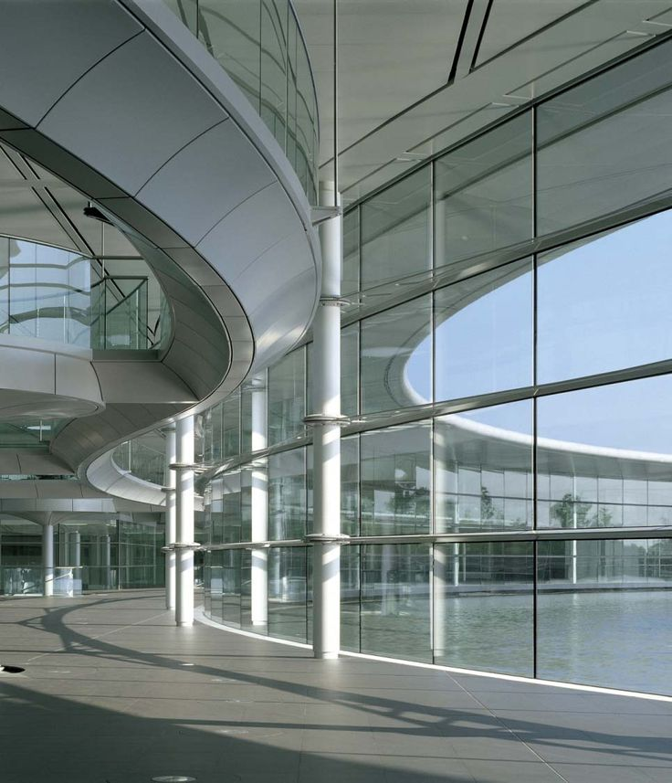 McLaren Technology Centre   one day i will work here...