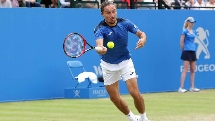 Alexandr Dolgopolov Jr  Explosive and Exciting Tennis Player