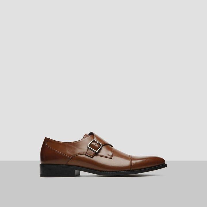 Kenneth Cole New York Slip-on Monk Strap Dress Loafer