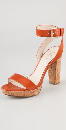 Michael Kors - Found these shoes AND Got them =) Hidden Sale at Potomac Mills