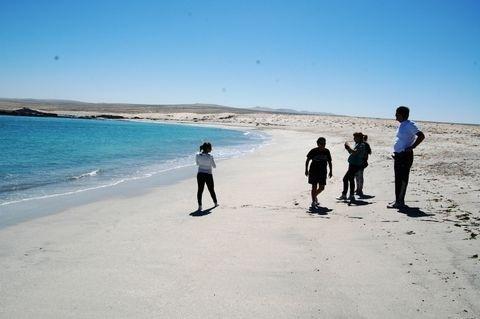Bahía Salada. Camino Costero entre Huasco y Caldera