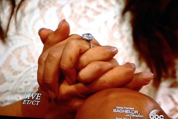 Bachelorette Andi Dorfman's Engagement Ring