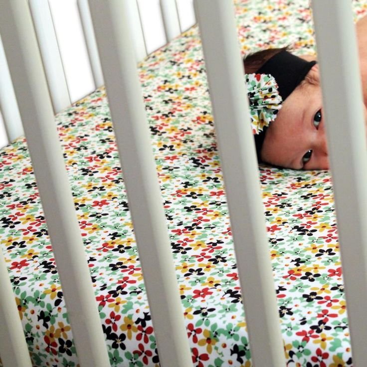 how to sew perfectly fitting crib sheets
